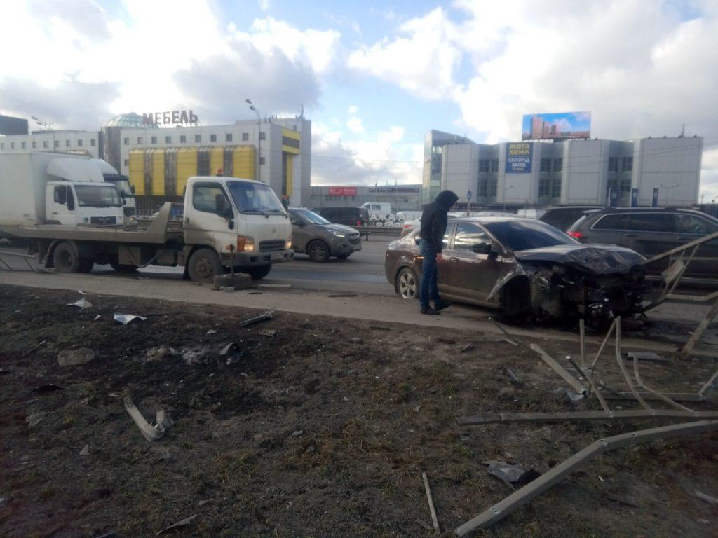 Эвакуатор на Горьковском шоссе